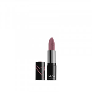 NYX Professional Makeup Rouge à lèvres Shout loud satin Desert rose 3.4g, Rouge à lèvres
