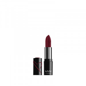 NYX Professional Makeup Rouge à lèvres Shout loud satin Everyone lies 3.4g, Rouge à lèvres