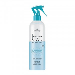 Schwarzkopf Spray-baume cheveux secs Hyaluronic Moisture Kick 400ML, Spray cheveux