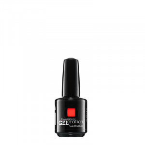 Jessica Vernis semi-permanent GELeration Orange zest 15ML, Vernis semi-permanent couleur