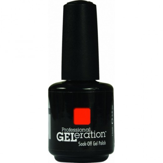 Vernis semi-permanent geleration coral jessica 15ml