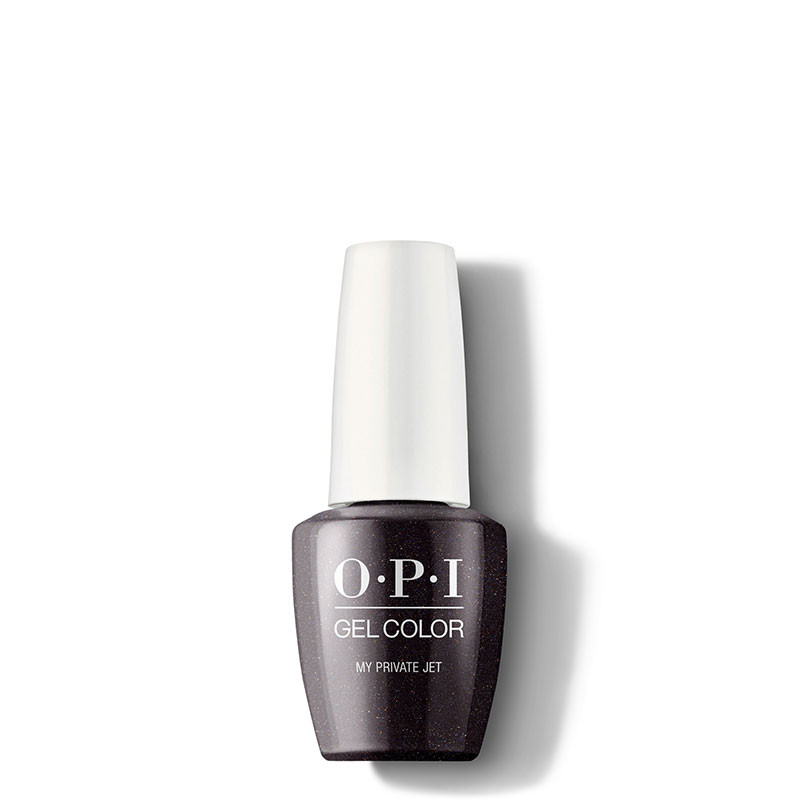 OPI Vernis semi-permanent GelColor My Private Jet, Vernis semi-permanent couleur