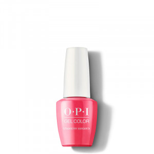 OPI Vernis semi-permanent GelColor Strawberry Margarita, Vernis semi-permanent couleur