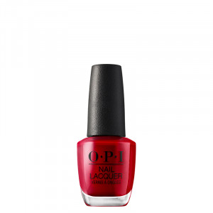 OPI Vernis à ongles Red Hot Rio , Vernis à ongles couleur