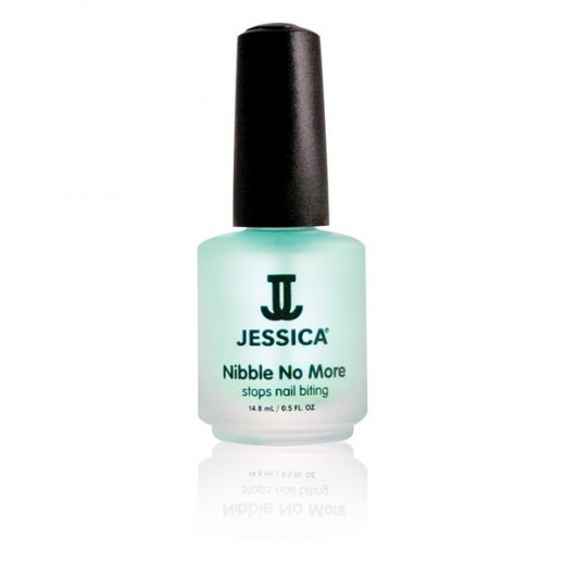 Jessica Vernis à ongles Amer Transparent 14ML, Soin intensif