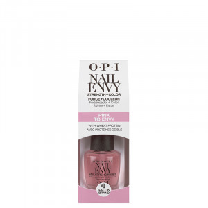 OPI Nail Envy Color Pink to Envy, Soin intensif