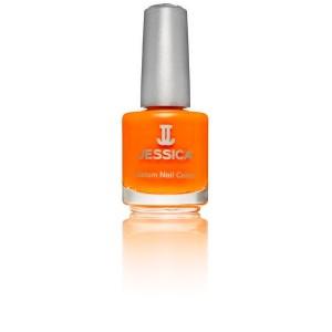 Jessica Vernis à ongles Orange zest 14ML, Vernis à ongles couleur