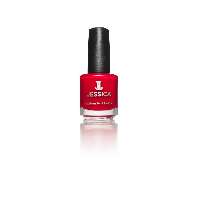 Jessica Vernis à ongles Royal red 14ML, Vernis à ongles couleur
