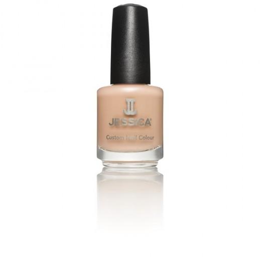 Jessica Vernis à ongles Creamy caramel 14ML, Vernis à ongles couleur