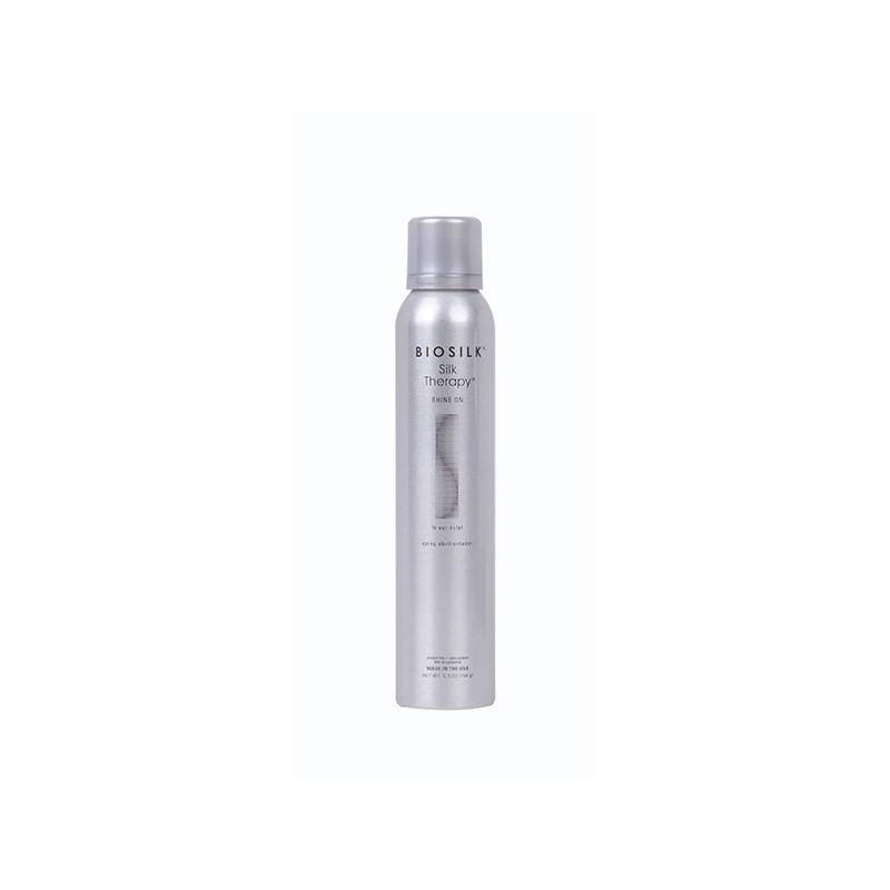 Biosilk Spray brillance Silk Therapy, Spray cheveux