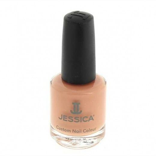Jessica Vernis à ongles Monsoon melon 14ML, Vernis à ongles couleur