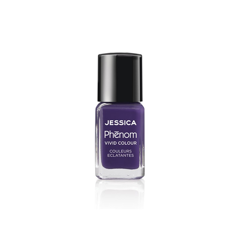 Jessica Vernis à ongles Phenom Grape gatsby 15ML, Vernis à ongles couleur