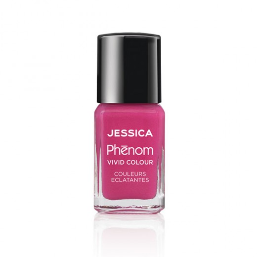 Jessica Vernis à ongles Phenom Barbie pink 15ML, Vernis à ongles couleur
