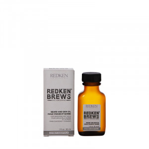 Redken Huile de barbe Redken Brews 30ml, Soin barbe