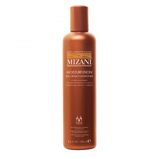 Soin creme conditionneur Moisturfusion Silk cream Mizani 250 ml