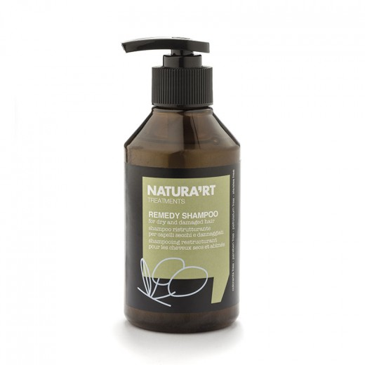 Natura'rt Shampooing revitalisant Remedy 250ML, Cosmétique