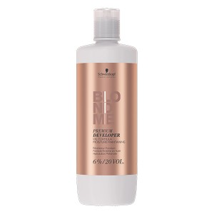 Schwarzkopf Oxydant 6% BlondMe Premium Developer 1000ML, Oxydant
