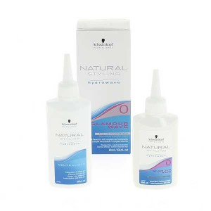 Schwarzkopf Kit permanente n°0 Natural Styling Glamour, Réducteur