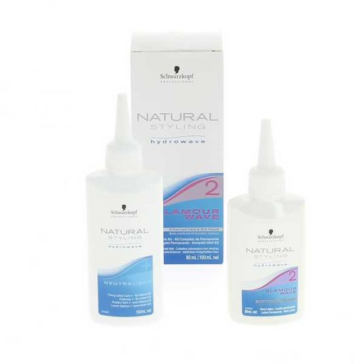 Kit permanente n°2 Natural Styling Glamour