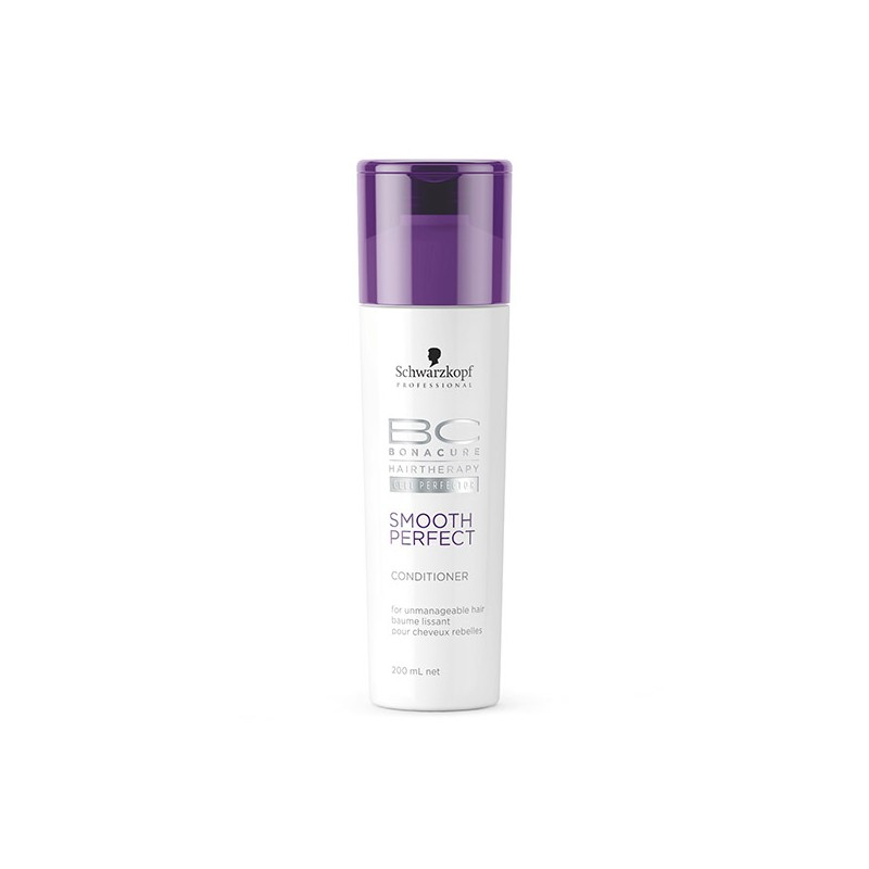 Schwarzkopf Baume lissant Smooth Perfect 200ML, Après-shampoing avec rinçage