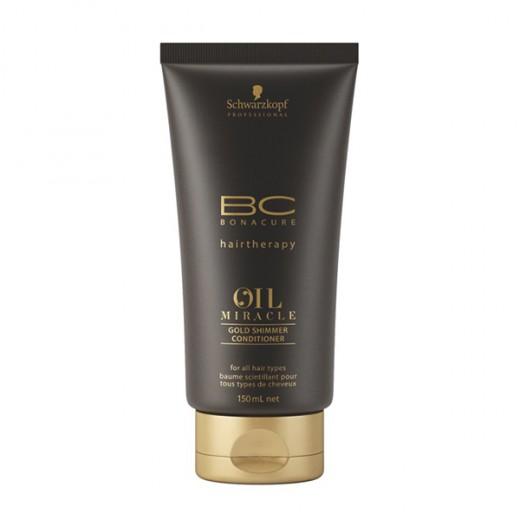 Après-shampooing oil miracle bonacure schwarzkopf 150ml