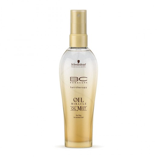Schwarzkopf Huile cheveux fins Oil Miracle 100ML, Spray cheveux