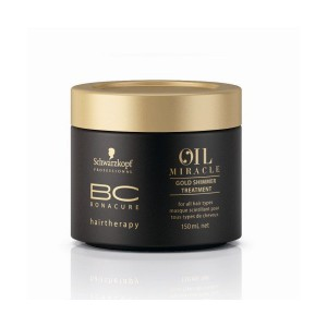 Schwarzkopf Masque scintillant Oil Miracle 150ML, Masque cheveux