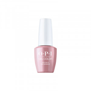 OPI Vernis semi-permanent GelColor Calls the Paparazzi, Vernis semi-permanent couleur