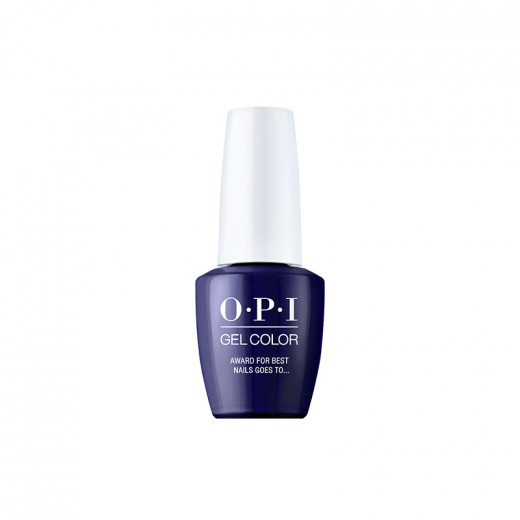 OPI Vernis semi-permanent GelColor Award for Best Nails goes to, Vernis semi-permanent couleur