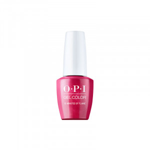OPI Vernis semi-permanent GelColor 15 Minutes of Flame, Vernis semi-permanent couleur