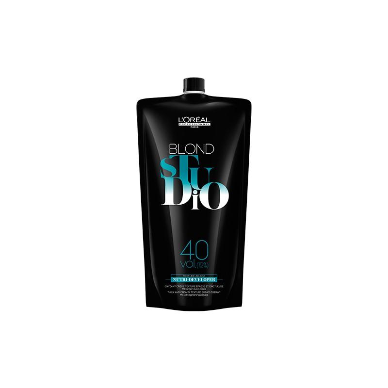 L'Oréal Professionnel Oxydant platinium 40 volumes 1000ML, Oxydant