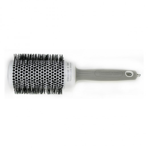 Brosse ronde tourmaline+ ion 55mm
