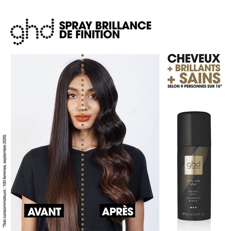 GHD Spray brillance de finition Shiny ever after, Spray cheveux