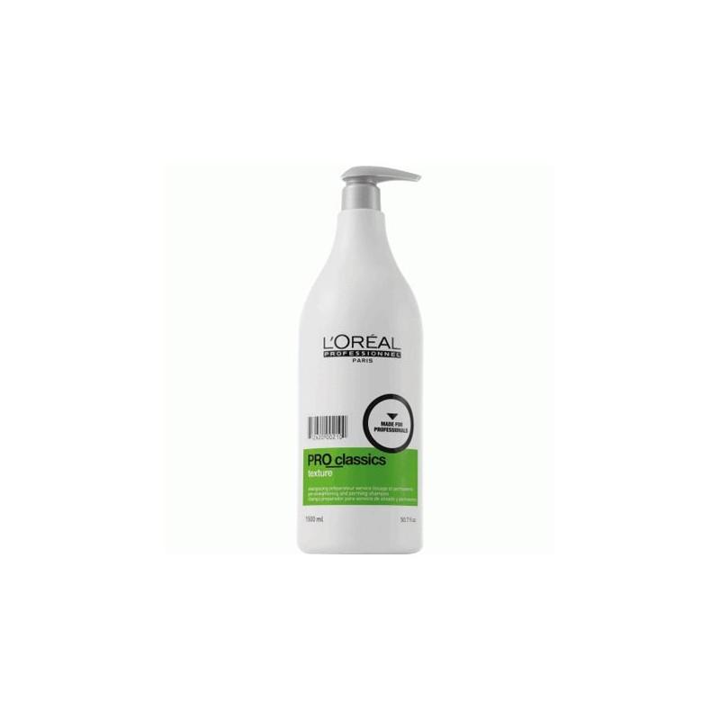 L'Oréal Professionnel Shampooing optimiseur préforme Pro Classic 1500ML, Shampoing technique