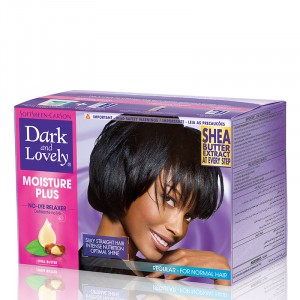 Kit défrisage normal Dark & Lovely