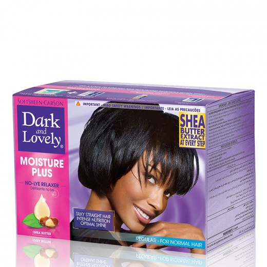 Soft Sheen.Carson Kit défrisage normal Dark & Lovely 500ML, Produit défrisage