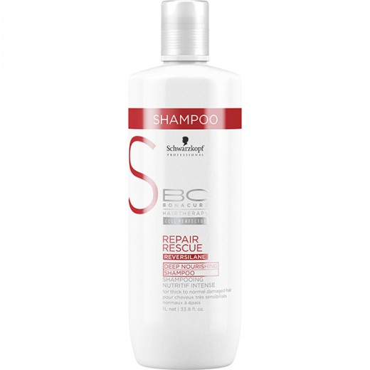 Shampooing nutritif intense Repair Rescue