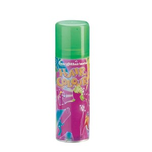 Sibel Bombe Hair Color Fluo vert 125ML, Coloration temporaire