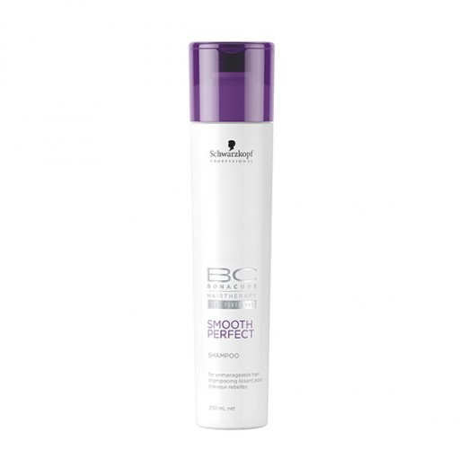 Shampooing smooth perfect bonacure 250ml