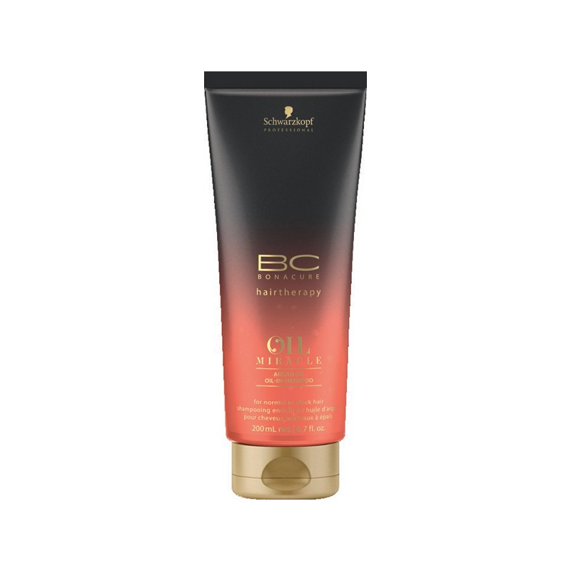 Schwarzkopf Shampooing Oil Miracle 200ML, Cosmétique