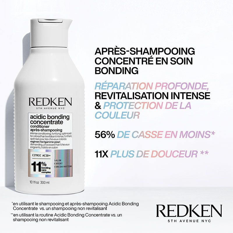 Après-shampoing Acidic Bonding Concentrate routine 300ml