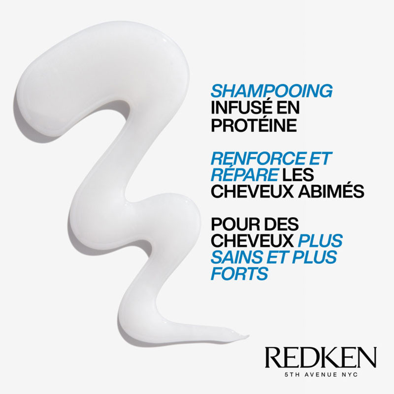 Redken Shampoing fortifiant Extreme NEW 300ML, Cosmétique