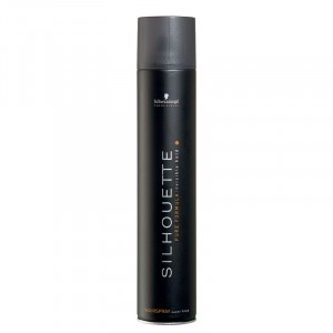 Schwarzkopf Spray tenue ultra forte Silhouette 500ML, Spray cheveux
