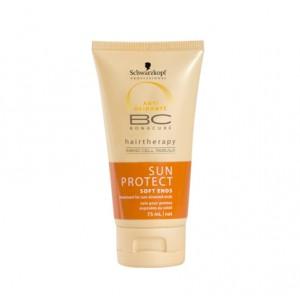 Schwarzkopf Soin pour pointes Sun Protect 75ML, Crème cheveux sans rinçage