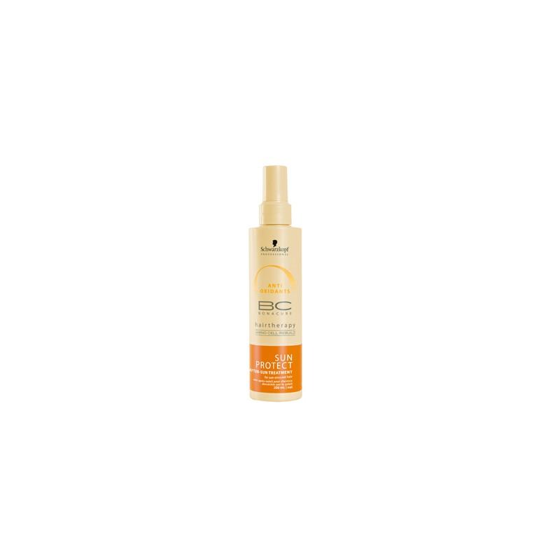 Schwarzkopf Spray-baume à l'huile de Monoï Sun Protect 200ML, Après-shampoing avec rinçage