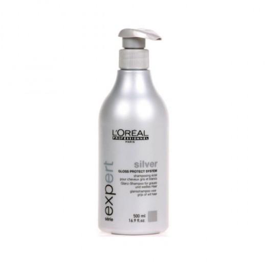 Shampooing Silver Série Expert 500ml
