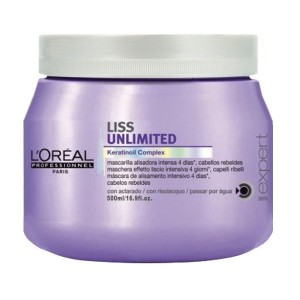 Masque lissage intense Liss Unlimited