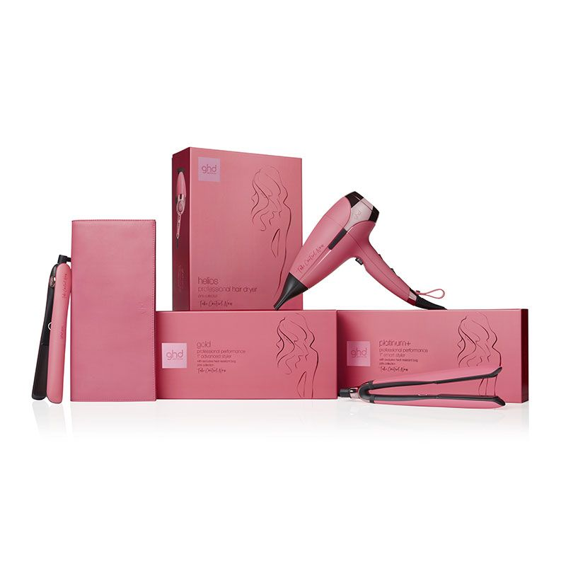 Styler® ghd gold® collection Pink Take Control Now
