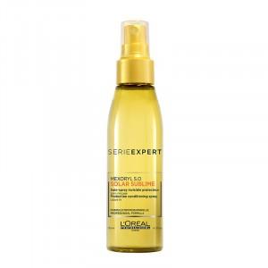 L'Oréal Professionnel Soin-spray invisible solaire protecteur sans rinçage  125ML, Spray cheveux