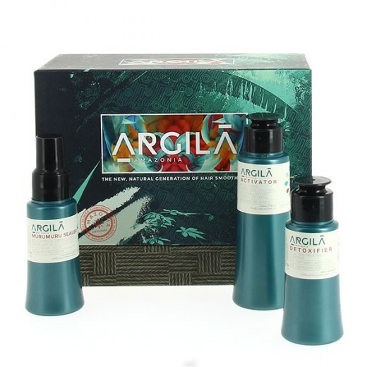 Kit unidose Argila Brazilian Secrets Hair
